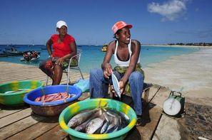 Cap Vert - Ile de Sal, Circuit Echappée capverdienne - Arrivée à Sal - Oasis Belorizonte
