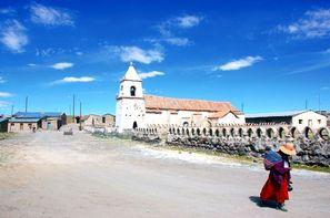 Chili-Santiago, Circuit Splendeur du Chili & ext île de Pâques