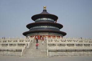 Chine - Pekin, Hôtel Reveillon a Pekin