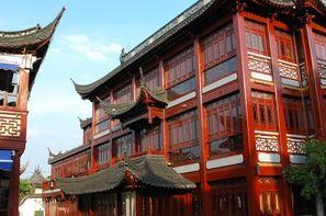 Chine - Shanghai, Circuit Chine Authentique en Privatif
