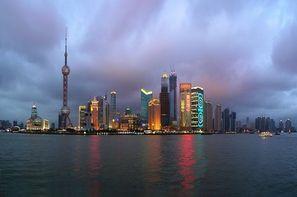 Chine - Shanghai, Circuit Réveillon à Shanghai