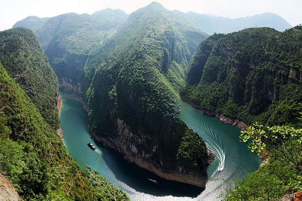 Nature - Circuit Chine glorieuse + Fleuve Yangtzé (Trois Gorges)