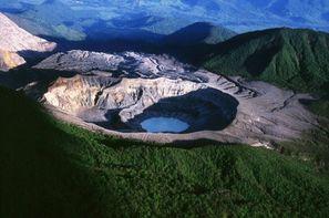 Costa Rica-San jose, Circuit Des Caraïbes au Pacifique