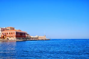 Crète - Heraklion, Circuit Sur les traces de Minos 2/ 3*