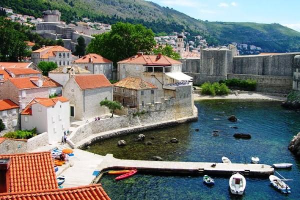 Ville - Circuit Decouverte en etoile à Dubrovnik 3*