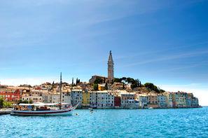 Croatie - Pula, Circuit En Étoile : Tour de l'Istrie