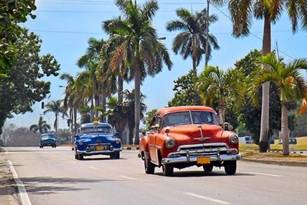 (fictif) - Circuit Premiers Regards Cuba