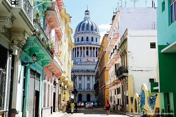 Ville - Hôtel Combiné La Havane ROC Presidente - Lookea Peninsula Varadero - 9 nuits 4*