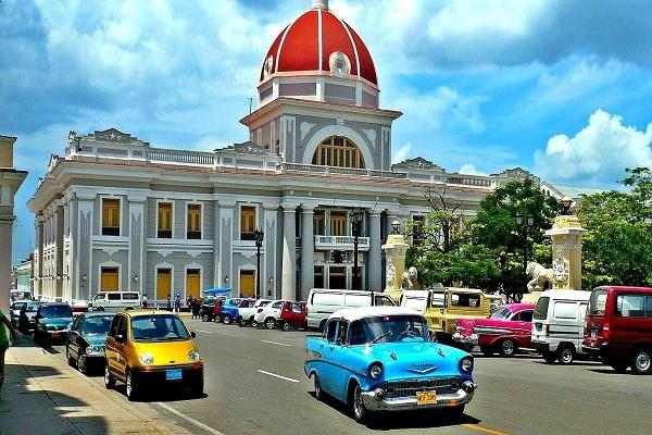 Ville - Circuit Grand Tour Cuba