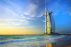 Dubai et les Emirats-Dubai,Combiné hôtels Découverte de Dubaï et Abu-Dhabi