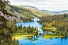 Mammoth Lake aux Etats-Unis