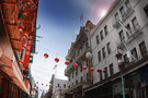 San Francisco - Chinatown aux Etats-Unis