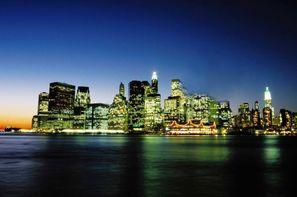 Vacances New York: Circuit New York City, logement en hôtel 4 étoiles