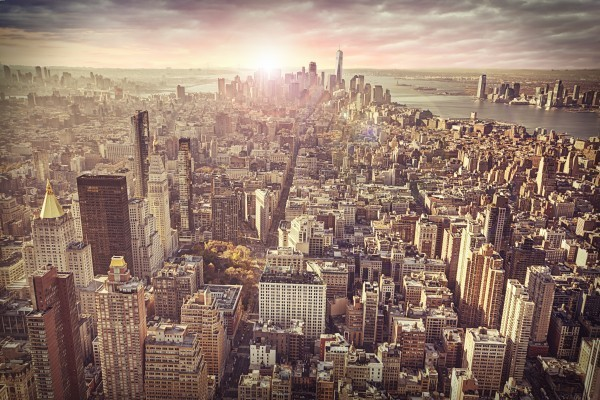 New York - Indispensable New York aux Etats-Unis