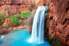Grand Canyon - Havasu Falls aux Etats-Unis