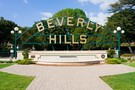 Los Angeles - Beverly Hills aux Etats-Unis
