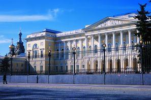 Finlande-Helsinki, Circuit Saint-Pétersbourg et les joyaux de la Baltique