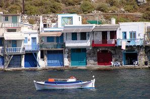 Grece - Athenes, Circuit Cyclades Echapée depuis Milos