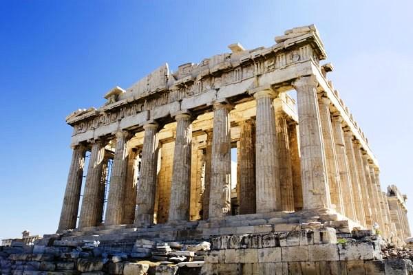 Monument - Autotour la Grèce Classique 3* avec voiture cat B