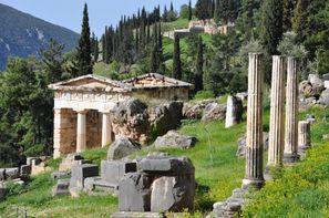 Vacances Athenes: Circuit Circuit Odyssée Classique 2/