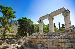 Grece - Athenes, Circuit Grèce classique et Détente en bord de mer