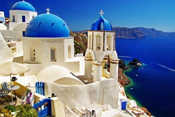 Ville - Circuit Combiné d'îles Mykonos-Paros-Santorin en 15 jours 2*