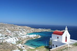 Grece-Athenes, Circuit A la Découverte des Cyclades