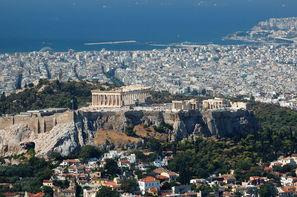 Vacances Anavyssos: Circuit Grèce Classique en étoile & détente en bord de mer