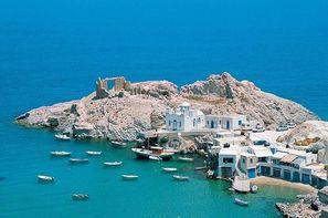 Vacances Athenes: Circuit Circuit Échappée à Milos - hôtel Apollon