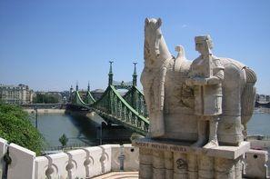 Hongrie-Budapest, Circuit De Budapest à Vienne en passant par Bratislava