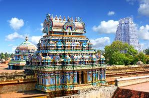 Vacances Chennai: Circuit privatif avec chauffeur : Tamil Kerala