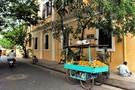 Pondichery en Inde