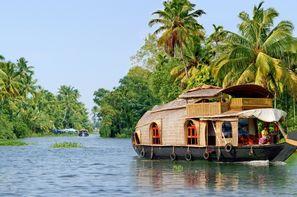 Vacances Cochin: Circuit Inde du Sud Beautés du Kerala