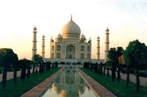 Inde - Delhi, Circuit De Dubaï au Taj Mahal