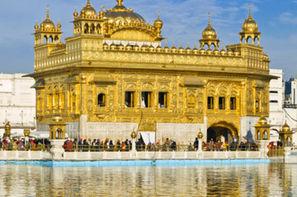 Inde - Delhi, Circuit Du Taj Mahal à Amritsar, Cité d'or du Sikhisme