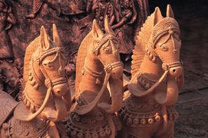 Vacances Delhi: Circuit Du Taj Mahal à Calcutta