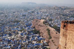Inde - Delhi, Circuit Beautés du Rajasthan sans vols