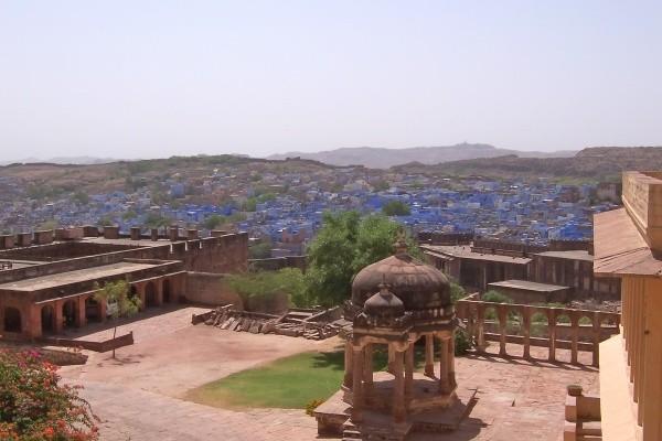 Ville - Circuit I love India et extension Nepal