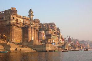 Vacances Delhi: Circuit Du Taj Mahal à Bénares : Rajasthan et merveilles du Gange !