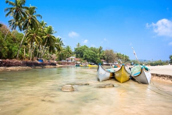 Plage - Circuit Du Taj Mahal aux plages de Goa 3*
