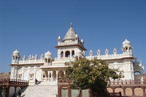 Inde - Delhi, Circuit Sur les pas des Maharadjas