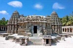 Inde - Madras, Circuit Lumieres de l'Inde du Sud