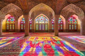 Iran-Chiraz, Circuit Trésors d'Iran