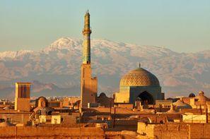 Iran-Teheran, Circuit Merveilles de Perse