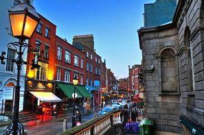Irlande-Dublin, Hôtel Marchés de Noël à Dublin 3*