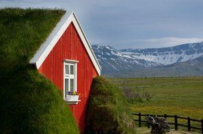 Islande-Reykjavik, Circuit Tour classique d'Islande