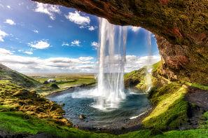 Islande-Reykjavik, Circuit Terre d'Islande