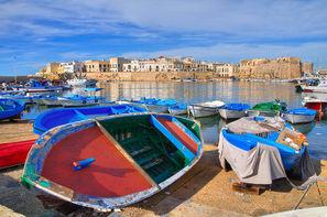 Vacances Brindisi: Circuit Échappée dans les Pouilles depuis le club Héliades Alimini Village