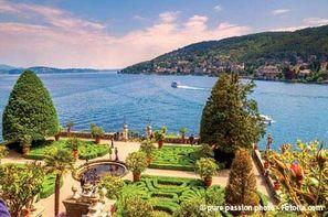 Vacances Milan: Circuit Les lacs romantiques d'Italie