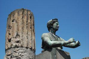 Italie-Rome, Circuit Le grand sud italien